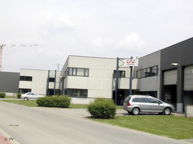 Warehouses for rent near Brussels airport