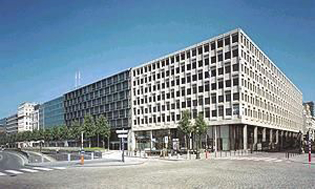 Offices to let in Brussels European business district