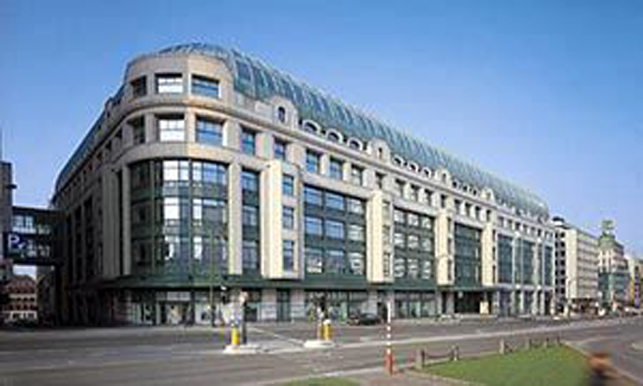 City Center: offices to let in Brussels