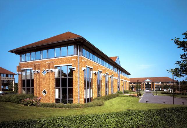 Waterloo Office Park | Kantoren te huur | Waals-Brabant