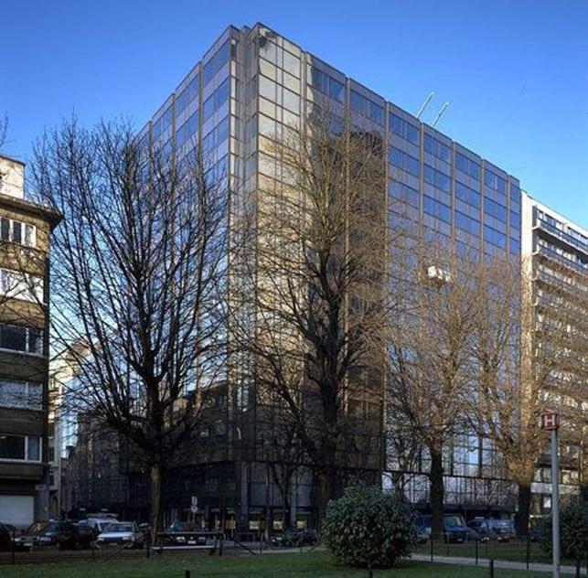 Kantoor te huur Brussel Louizalaan