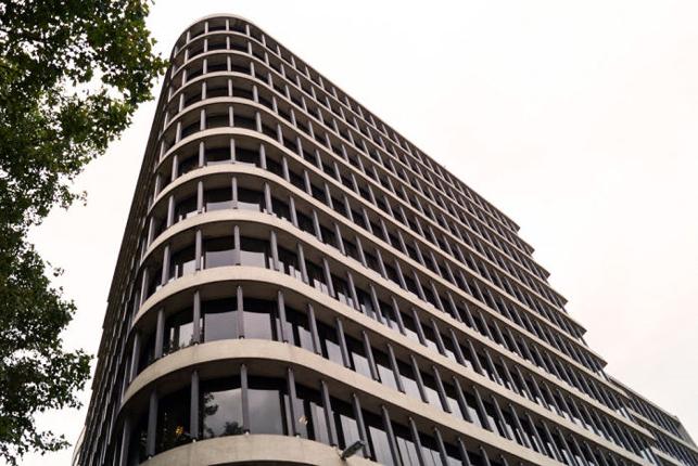 Avenue Louise 250 Bruxelles - espace de bureaux à louer