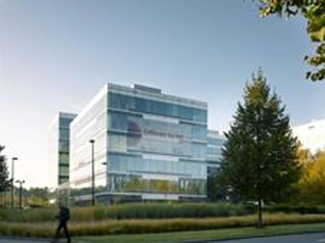 Bourget 42 - Offices to let near NATO in Brussels