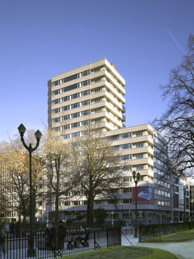 Offices to let in Brussels European quarter