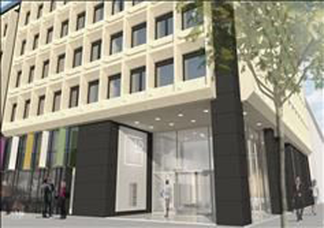 Guimard Brussels: offices to let in European quarter