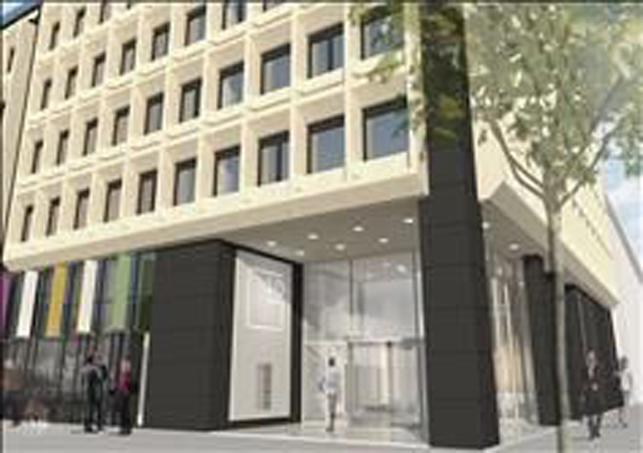 Guimard Brussel: kantoorgebouw te huur in Europese wijk
