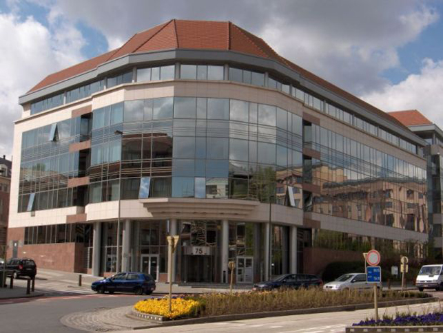 Brussels office space rental in Woluwe, near the airport