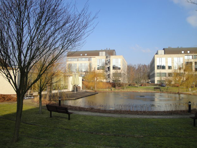 Offices to let near the Diegem railway station