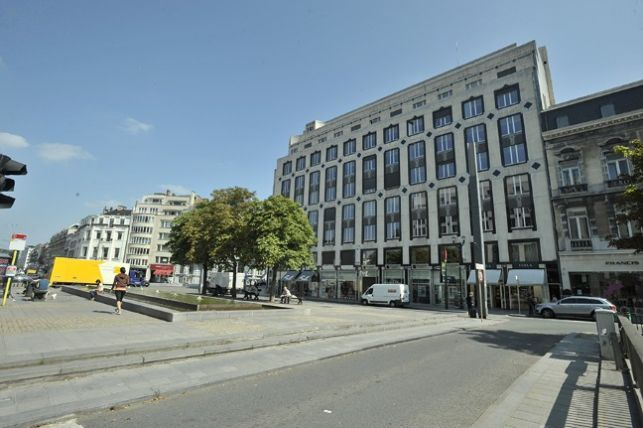 Stephanie Plaza - offices to let in Brussels