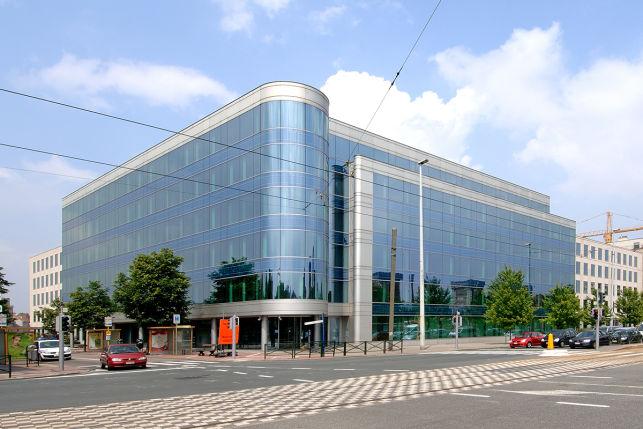 Espace Rolin: kantoren te huur in Brussel