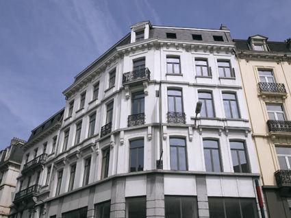 Arenberg: kantoren & winkels te huur aan Brussel-centraal