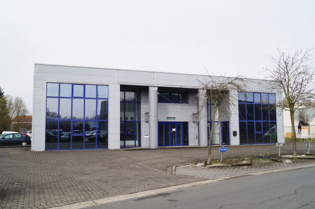 De Vunt Leuven - Office & polyvalent storage for rent