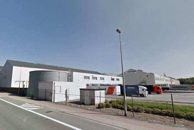 Logistieke bedrijfsruimte te huur in Beersel