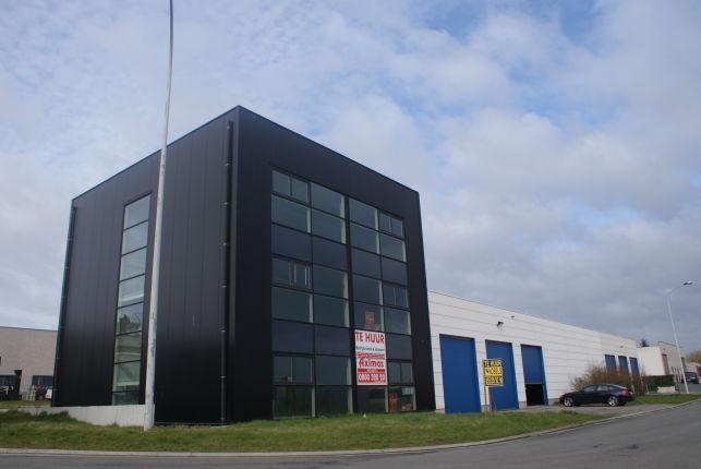 Industrieel gebouw te huur in Kruishoutem