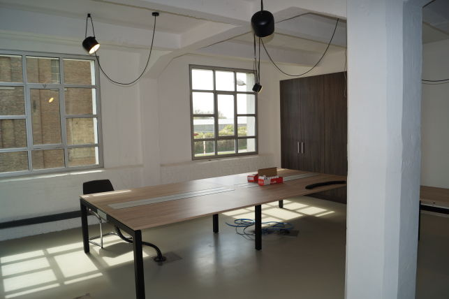 Campus Remy: loft office space for rent in Leuven