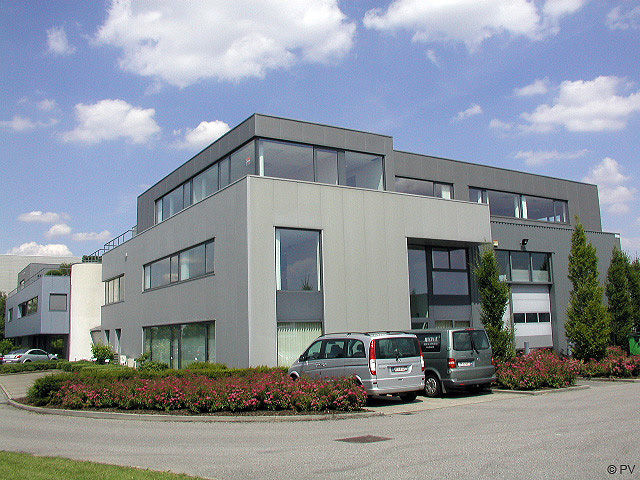 Offices to lease in the Haasrode research park