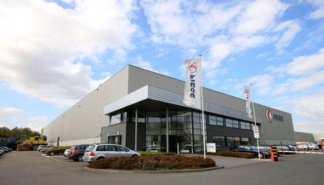 Logistiek vastgoed voor distributiecentrum Puurs Antwerpen