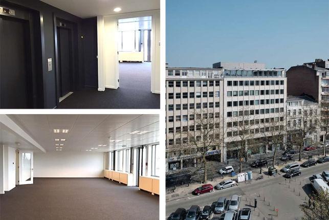 Louise 166 | Brussel | Kantoren te huur | Elsene