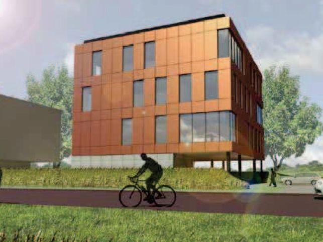 Kantoren te koop/huur in De Loop in Gent