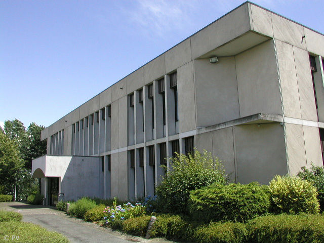 Warehouse & office to let in Haasrode near Leuven