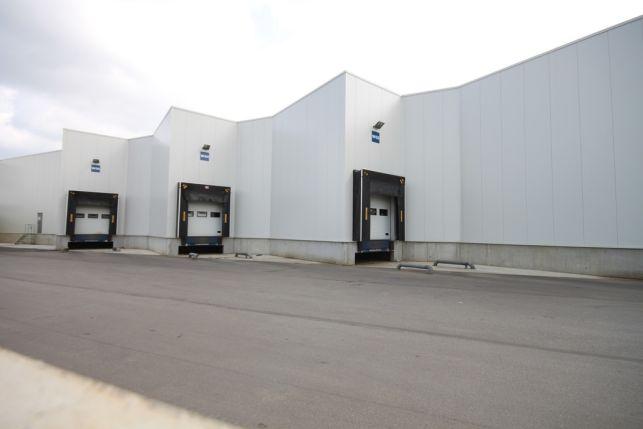 Logistieke bedrijfsruimte te huur in Herentals