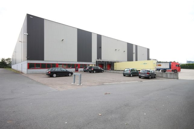 Distribution centre to rent Mechelen near Antwerp