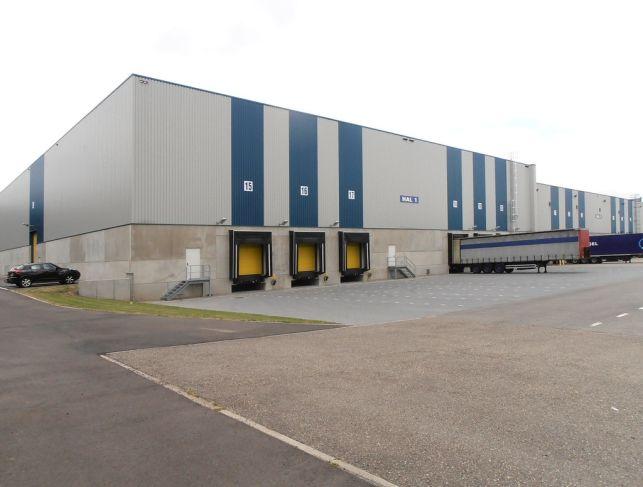 Distributiecentrum te huur in Opglabbeek, Limburg