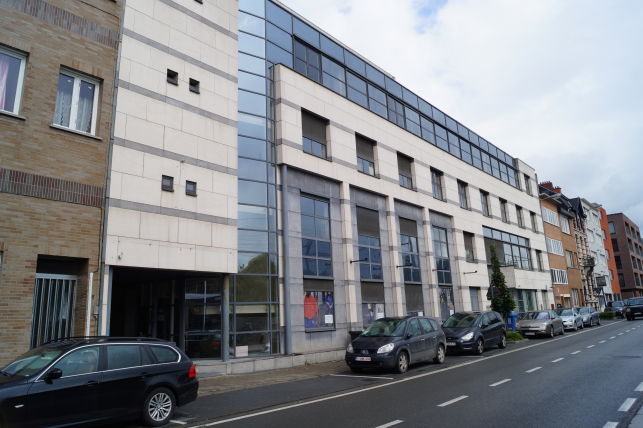 Vilvoorde railway station - offices to let