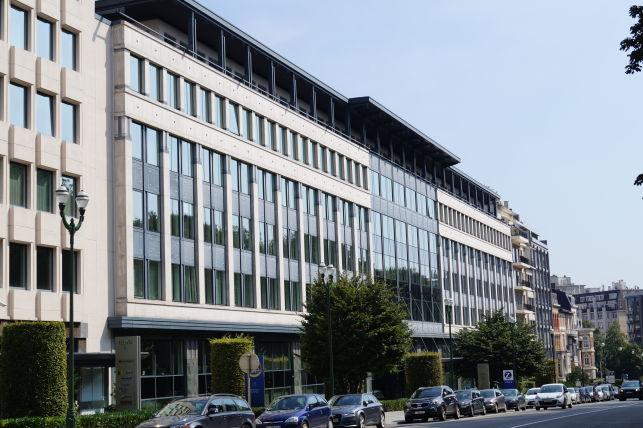 Kantoren te huur in Louise District in Brussel