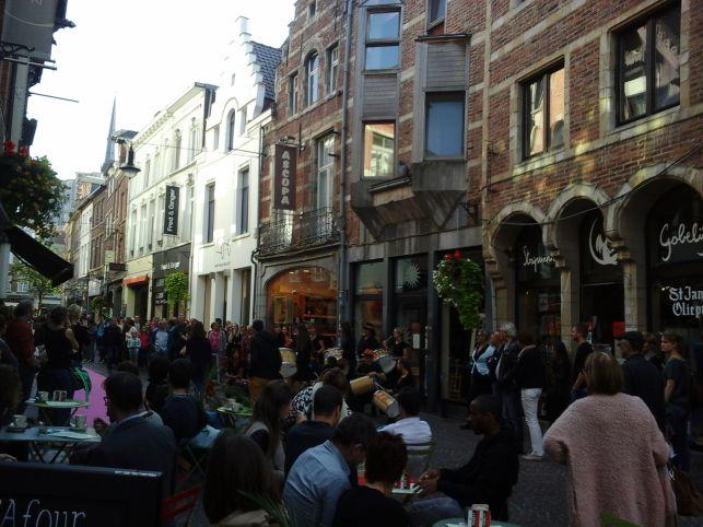 Handelspand te huur in Leuven