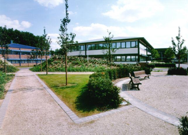 Kantoorgebouw te huur in Zenobe Gramme Luik