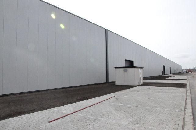 Verhuurd logistiek vastgoed te koop Oostende