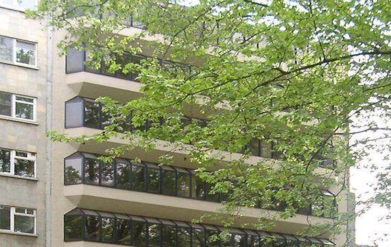 Kantoren te huur in Twin Building Antwerpen
