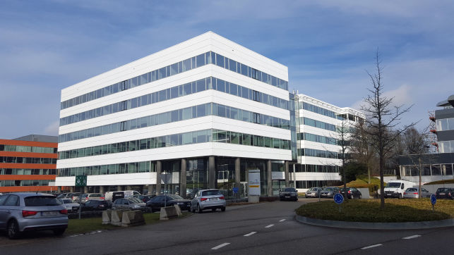 Pegasus Park Building 1 - Office space for rent in Diegem and near the Brussels Airport
