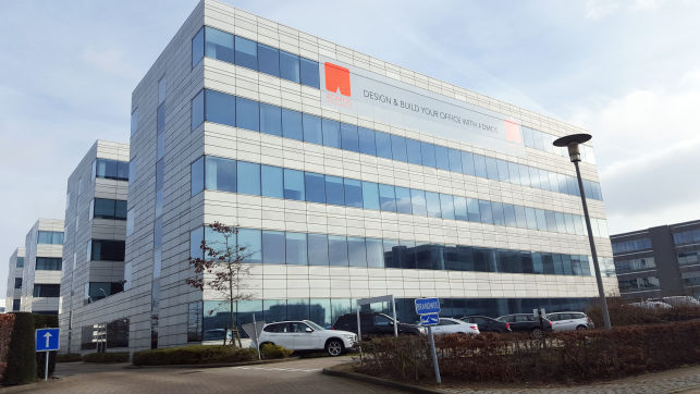 Pegasus Park Building 4 - Prime offices to let - Brussels Airport - Diegem