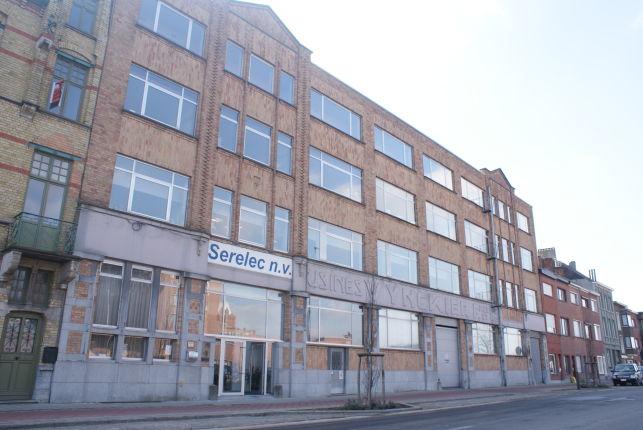 Kantoren te huur nabij Dok Noord in Gent
