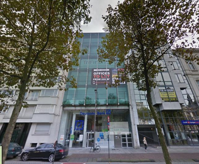 Kantoor te huur - Antwerpen centrum