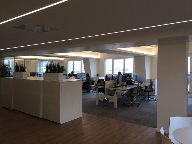 Century center antwerpen kantoor te huur aximas - Kantoor deco ...