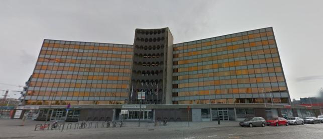 Antwerpen Eilandje - Kantoor te huur