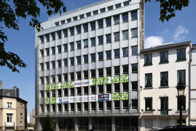 Brussels European district offices to let