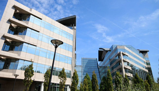 Woluwe Garden - Kantoor te huur in Brussel