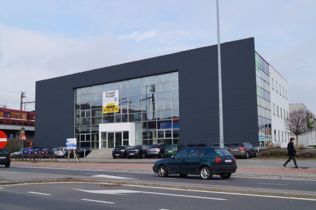 Cocoon Park - Vilvoorde Station - Office space for rent