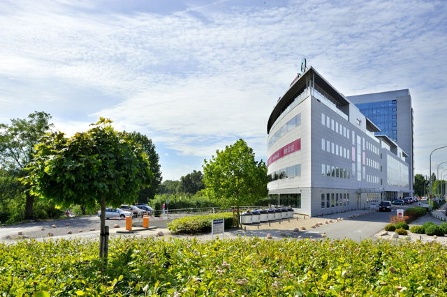 Offices to let in Antwerp Ring Center