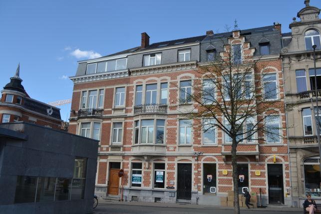 Ladeuzeplein Leuven - Kantoor te huur