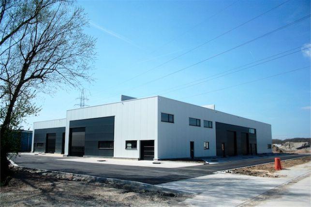 Terrain pour b timents industriel vendre bruxelles aximas - Construire un batiment industriel ...