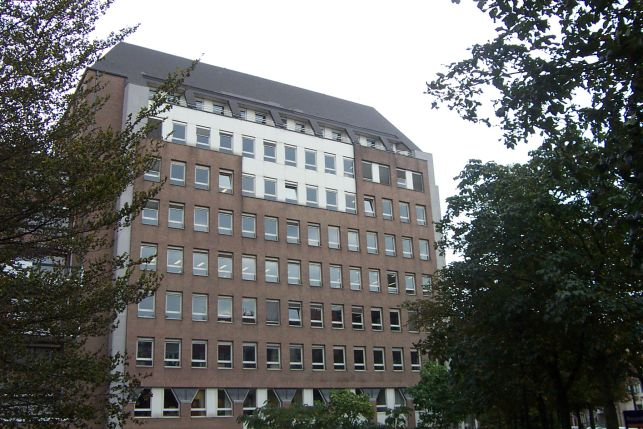 Trône 98 - Offices to rent in Brussels Leopold Quarter near Luxembourg station