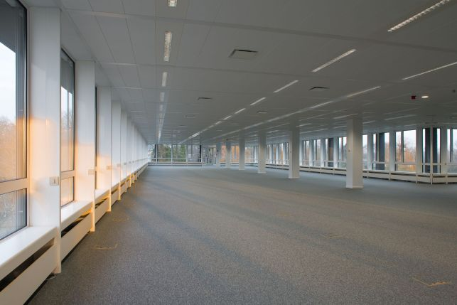 Prins Boudewijn 41 - Office space to let in Edegem in the south of Antwerp