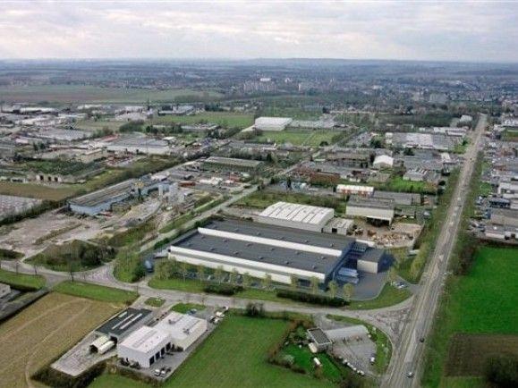 Logistieke bedrijfsruimte te huur in Waals-Brabant
