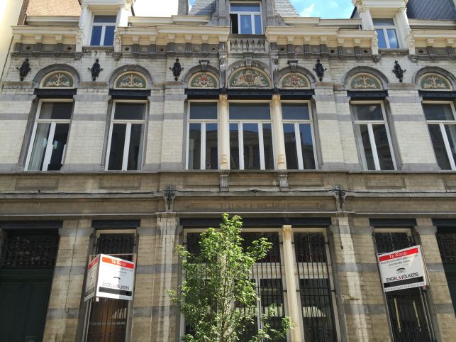 Highstreet retail for rent in the Antwerp Meir district
