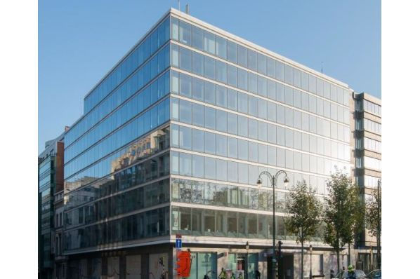 Kantoorruimte te huur in de Brusselse Leopoldswijk